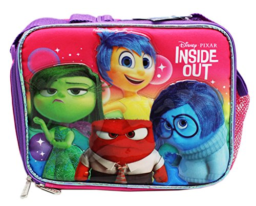 Disney Pixar Inside Out Lunch Bag by insid out