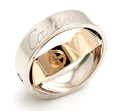 b82d243c003dc Amazon | [カルティエ] Cartier ラブリング シークレットラブ リング ...