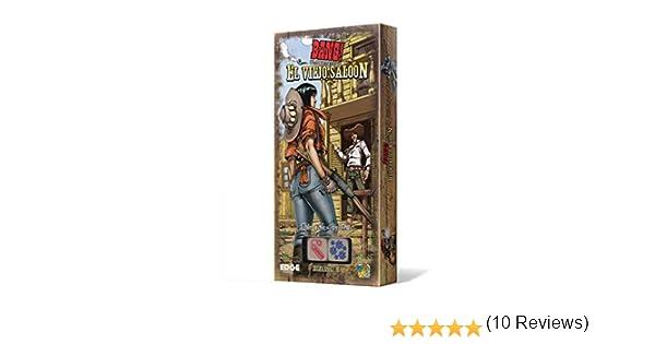 Edge Entertainment-El Viejo Saloon (EEDVBD02): Amazon.es: Juguetes y juegos