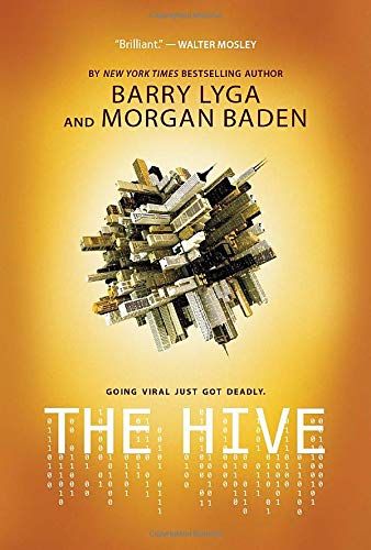 Hive Barry Lyga product image