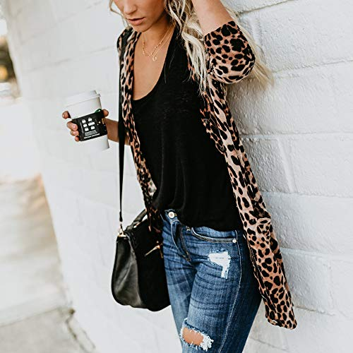 Connia-Women-Teen-Girls-Fashion-Leopard-Cardigan-Coat-Fall-Casual-Long-Button-Pockets-Outdoor-Daily-Jacket
