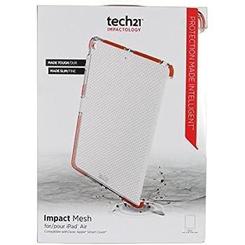 Amazon Com Tech21 Impact Mesh Case For Ipad Air Blue