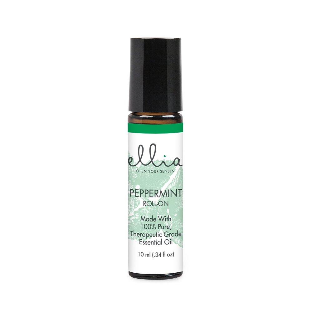 Ellia 100% Pure Therapeutic Grade Essential Oil Roll-on