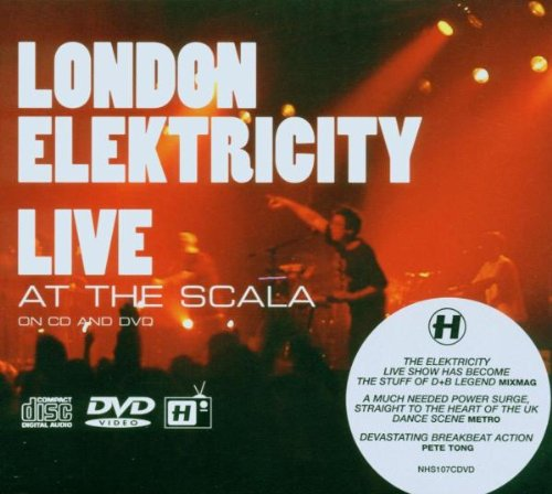 Live At The Scala by Hospital Records Ltd (Image #2)