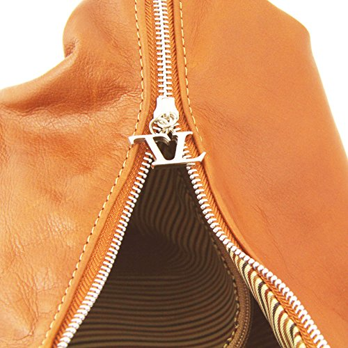 Leather Leather 81409004 Hobo Bag n Yvette Black Tuscany qIw5SwR6