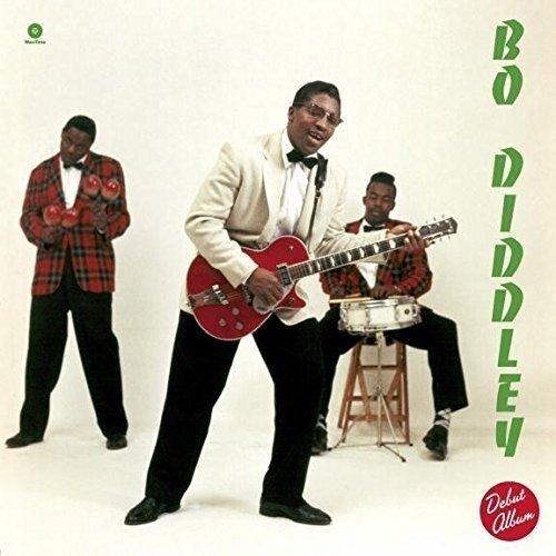 Bo Diddley - Bo Diddley (Debut Album) + 2 Bonus Tracks - Zortam Music