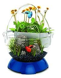 BioBubble Tunnel Kit Fish Bowl, Blue