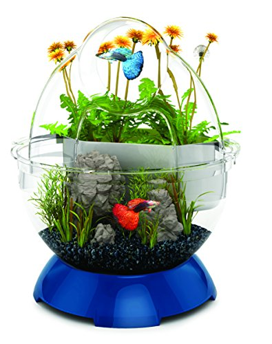 BioBubble Tunnel Kit Fish Bowl, Blue