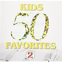 50 Kids Favorites by 50 Kids Favorites (2005-08-02)