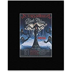 In This Moment - Black Widow Tour 2016 Plus The Defiled Mini Poster - 25.4x20.3cm