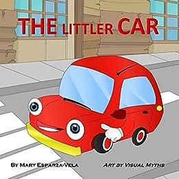 The Littler Car by [Esparza-Vela, Mary]