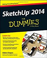 SketchUp 2014 For Dummies Front Cover