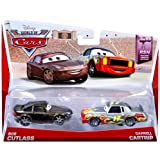 Disney/Pixar Cars Bob Cutlass e Darrel Cartrip