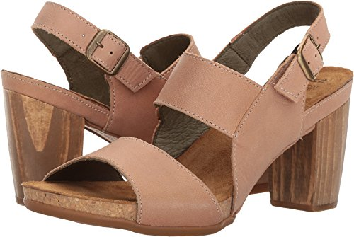 The Naturalist Womens N5020 Dolce Ocean / Kuna Heeled Sandal Quartz