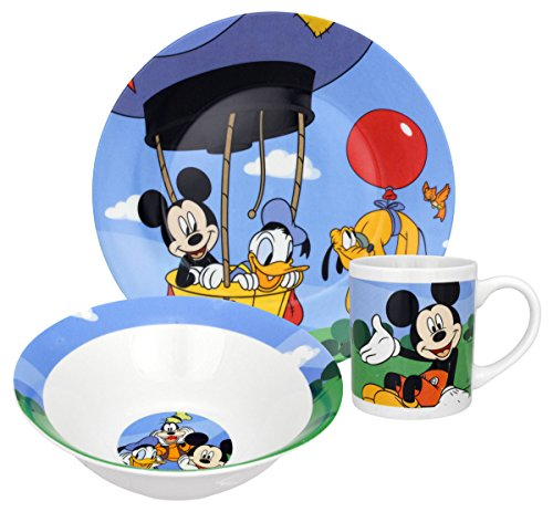Disney Mickey Mouse Clubhouse Dinnerware Set, - Mickey Dinnerware Mouse Clubhouse