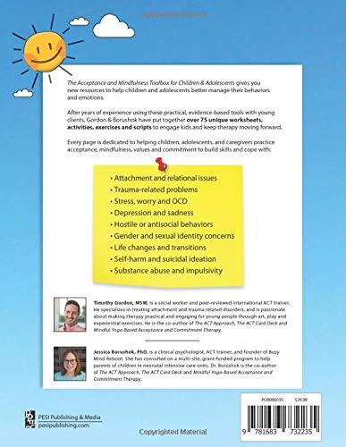 Buy Acceptance and Mindfulness Toolbox for Children & Adolescents