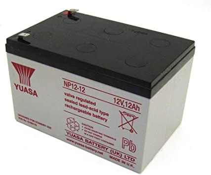 Mighty Max 12V 12AH Replacement for Yuasa NP12-12 12V Charger