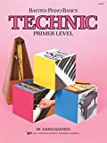WP215 - Bastien Piano Basics - Technic Primer Level