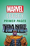 Thanos - Marvel Legacy Primer Pages (Thanos (2016-))