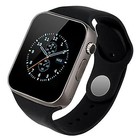 WELLTECH Bluetooth Smartwatch Supports 3G, 4G With Camera