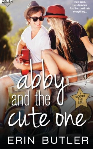 book cover of Abby and the Cute One