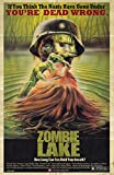 Zombie Lake Movie Poster - 11 x 17