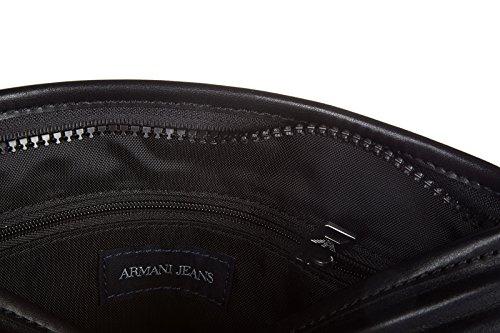 shoulder black Armani bag messenger body Jeans cross men's F0XnxZ0