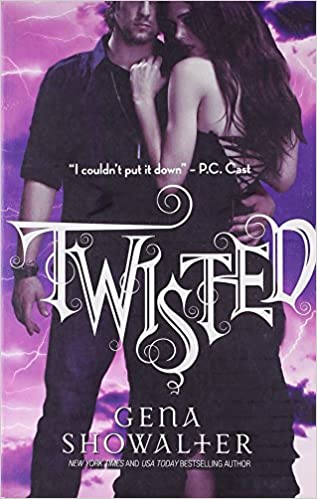 Book Twisted (An Intertwined Novel, Book 3)
