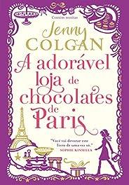 A adorável loja de chocolates de Paris