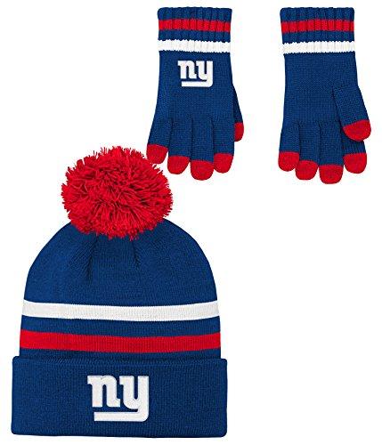 kids giants football gloves - 5