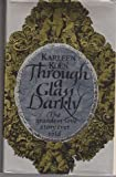 Through a Glass Darkly by Karleen Koen front cover