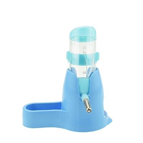 Zhlaixing - Dispensador de botellas de agua para mascotas pequeñas, 80 ml