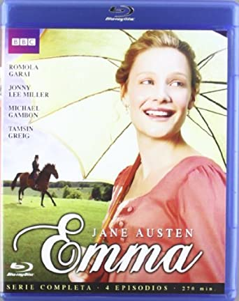 Emma   Complete Series (4 Episodes) [ Blu Ray, Reg.A/B/C Import   Spain ] by Amazon