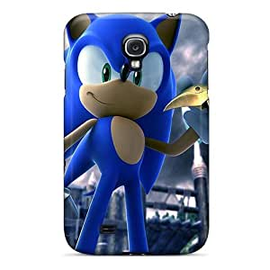 Awesome Design Sonic & The Black Knight Hard Case Cover For Galaxy S4
