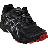Best cushioned running shoe for man - ASICS Gel Vanisher Men's Running Shoes Black/Stone/Classic Red Review