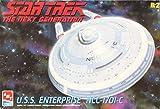 #8: AMT ERTL 1:1400 Star Trek the Next Generation USS Enterprise NCC-1701-C Kit 8001