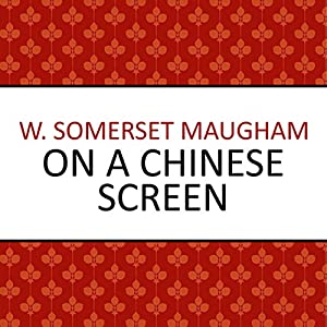 On a Chinese Screen Audiobook