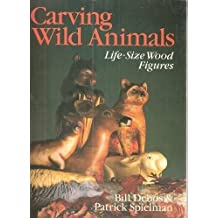 Carving Wild Animals: Life Size Wood Figures