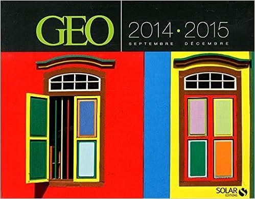 En ligne téléchargement Mini agenda Geo 2014-2015 pdf, epub ebook