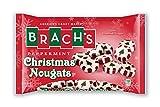 Brach's Christmas Nougats, Peppermint Flavor, 12 Ounces