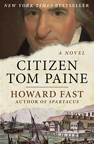 Amazoncom Citizen Tom Paine Ebook Howard Fast Kindle Store