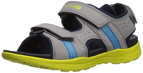 lowest price b9770 f36af Vaniett J825XB 015CE C4231 Burschen Sandale aus Lederimitat ...