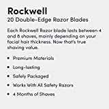Rockwell Razors Swedish Stainless Steel Double-Edge