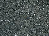 Colored Recycled mirror Glass Pebbles (GC7025) Gray, 25 lbs