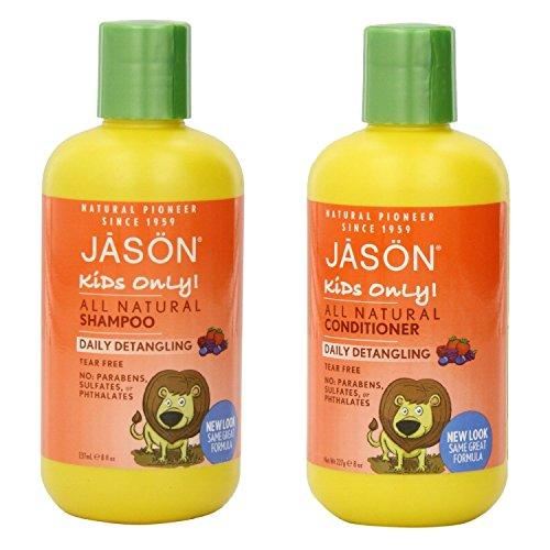 kids organic shampoo - 6