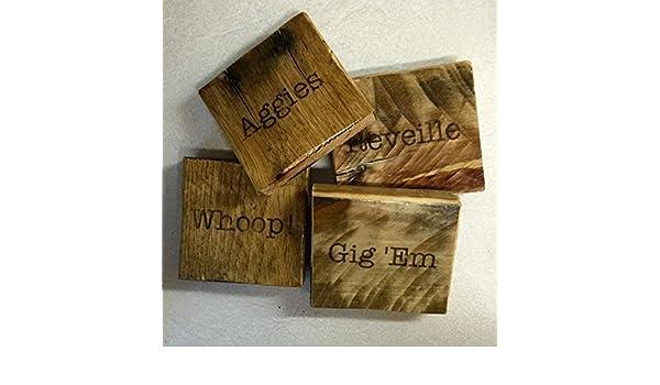 ghdonat.com Gig em/Aggies/Reveille/whoop Rustic Texas A&M Pallet ...
