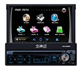 Absolute USA AVH6200BT In-Dash Multimedia DVD Player Receiver