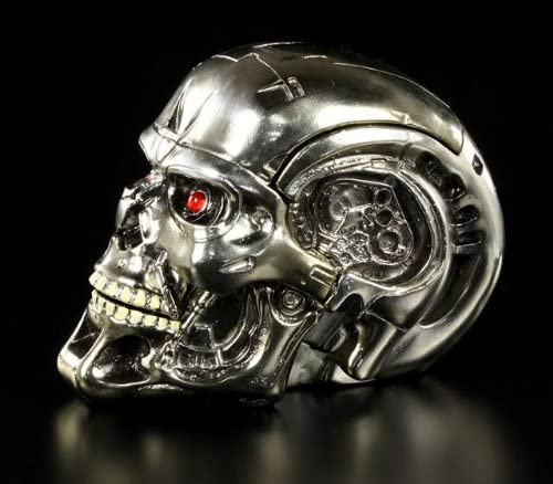 Terminator Bo/îte originale avec cr/âne