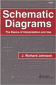 schematic diagrams  richard johnson      amazon com  booksschematic diagrams