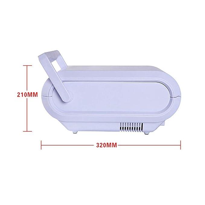 SuoYn Mini refrigerador refrigerador Enfriador/Calentador ...